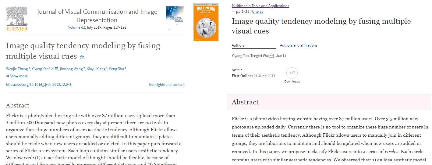 Springer secretly ashamed, Elsevier lets it all hang out